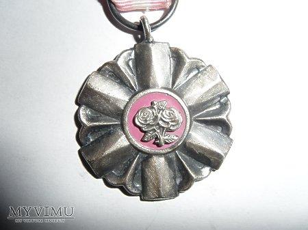 Medal za dlugoletnie pożycie malżeńskie