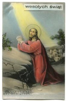 Życzenia Wielkanocne WESOŁYCH ŚWIĄT Jezus