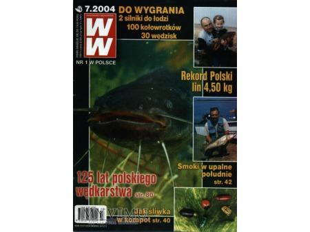 Wiadomości Wędkarskie 7-12/2004 (661-666)