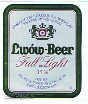 lwów-beer