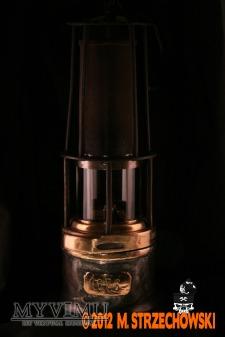 Lampa górnicza benzynowa Friemann & Wolf Typ 300