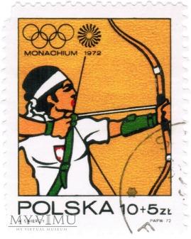 XX Igrzyska Olimpijskie w Monachium