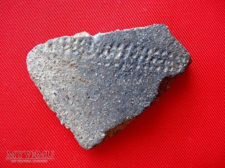 Fragmenty glinianych naczyń 2