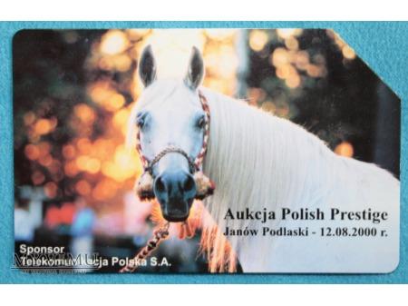XXXI Aukcja Polich Prestige Janów Podlaski 2000