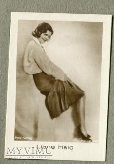Hänsom Filmbilder Jasmatzi Album Igo Sym L.Haid