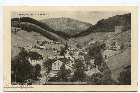 Karkonosze - Karpacz - lata 40