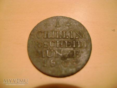 1 schilling 1805