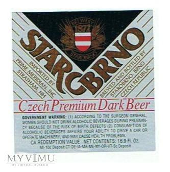 starobrno czech premium dark bier