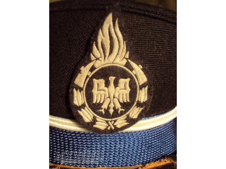 Czapka członka zarządu OSP wz.1982