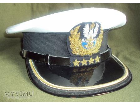 Czapka kapitana MW RP