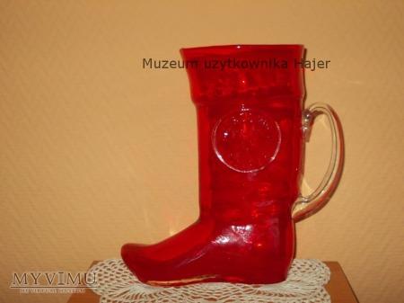 Kufel but KWK Zabrze-Bielszowice czerwony