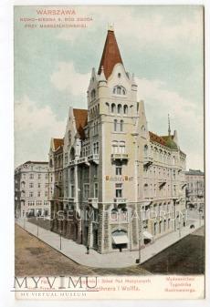 W-wa - Dom firmy Gebethner i Wolff - 1907