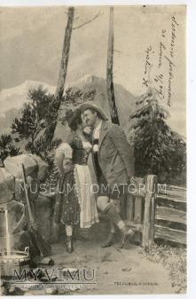 On, Ona i strzelba - 1901