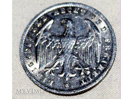 500 marek 1923 A aluminium