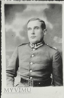 Plutonowy Marian Langiewicz z 25 Pułku Ułanow W.