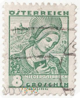 OSTERREICH 1934 8 groshen