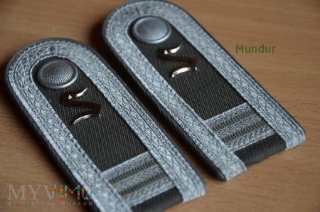 Oznaki stopnia Offiziersschuler Luftverteidigung