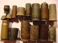 Zobacz kolekcję Łuski pistoletowe, rewolwerowe i inne
