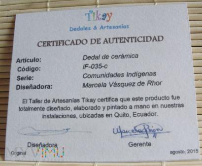Ekwador seria Comunidades Indigenas