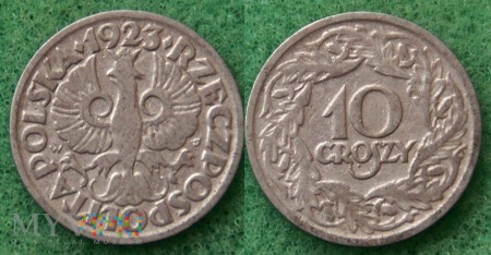 1923, 10 gr