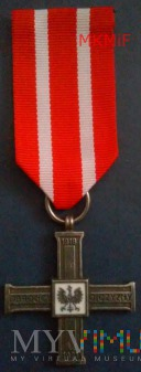 Duże zdjęcie Krzyż za udział w Wojnie 1918-1921