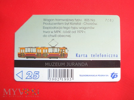 Karta magnetyczna 1380