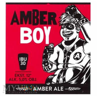 AMBER BOY