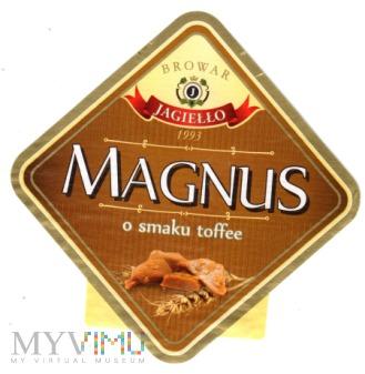 Magnus o smaku toffee