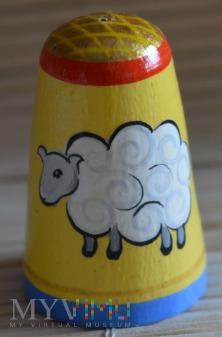 CHIŃSKI ZODIAK-owca