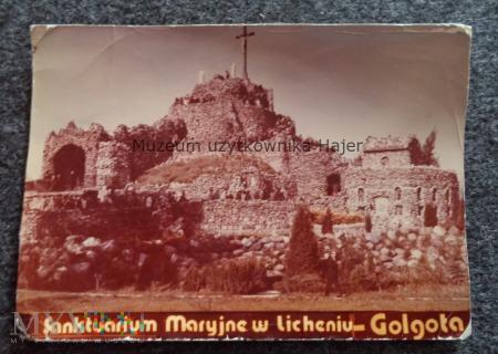 Licheń Sanktuarium Maryjne Golgota