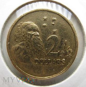 2 dolary 1990 r. Australia
