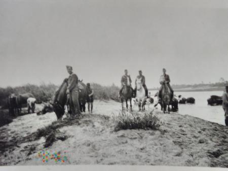 Niemcy na koniach
