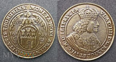 Replika talara toruńskiego z 1648r.
