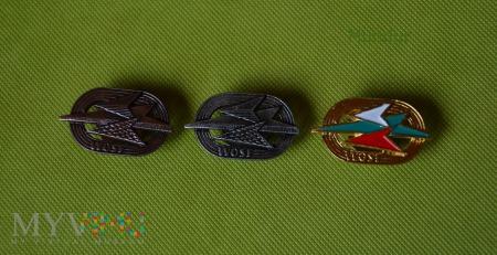 Odznaki WOSF