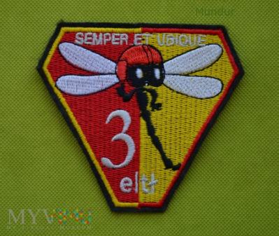 Oznaka 3. Eskadra Lotnictwa Transportowo-Łącznikow