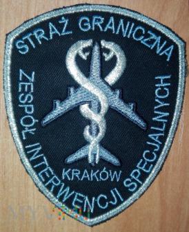 Zespół Interwencji Specjalnych SG Kraków - Balice