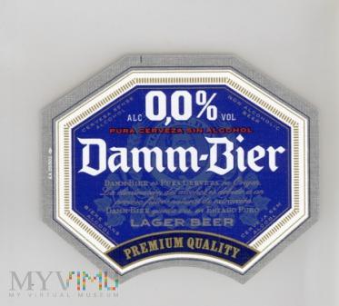 Hiszpania, Damm-Bier