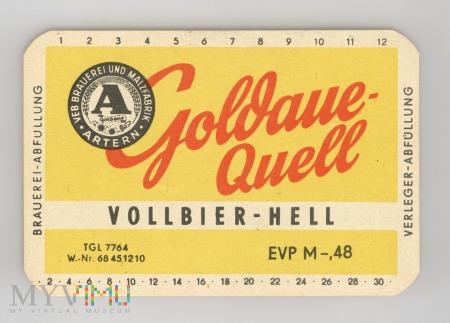 Artern, Goldaue-Quell