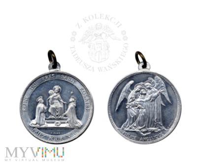 Medalik Bractwa Anielskiej Milicji