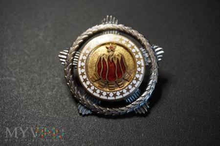 Duże zdjęcie Order Braterstwa i Jedności ze Srebrnym Wieńcem Nr