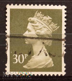 Elżbieta II, GB 1226CS