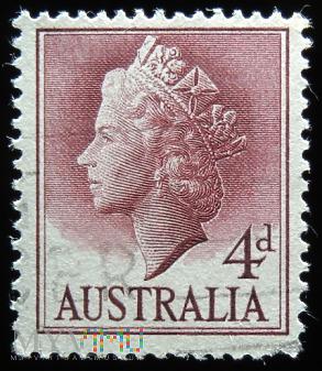 Australia 4d Elżbieta II