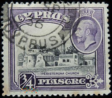 Cypr 3/4 Piastra Jerzy V