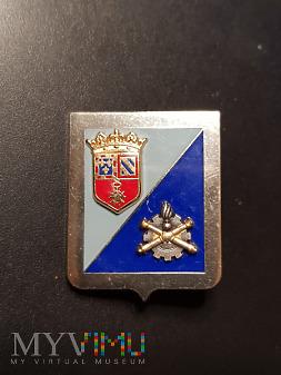 Duże zdjęcie Odznaka Regionalnej Bazy Materiałowej - Francja