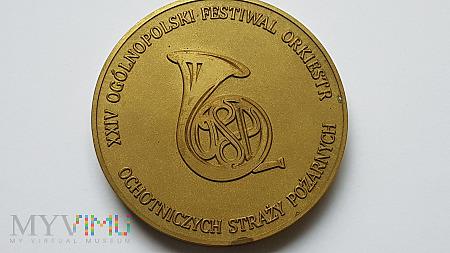 XXIV Ogólnopolski Festiwal Orkiestr OSP