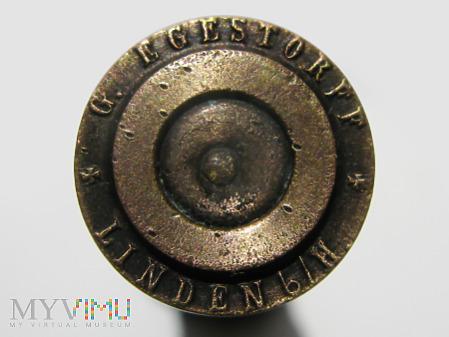 Łuska 11,15x60R Mauser [G. EGESTORFF LINDEN b/H.]