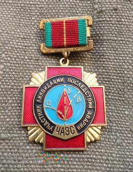 Duże zdjęcie Medal Likwidatora