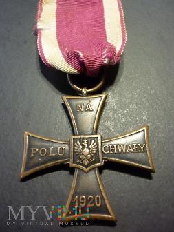 """Krzyż Walecznych 1920 """"Duży Knedler"""""""