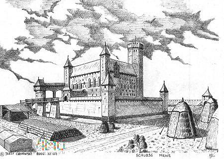 Zamek Krzyżacki w Gniewie