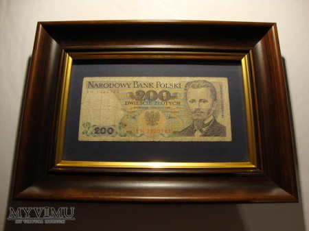 200 złotych